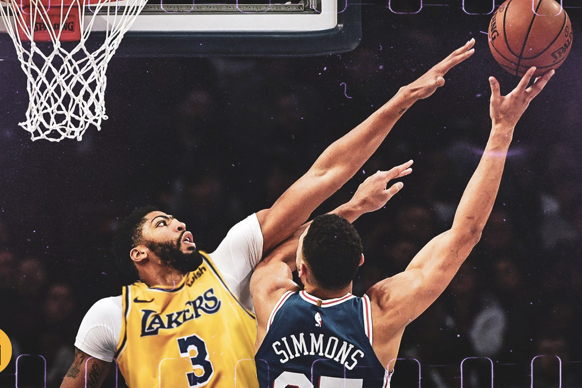 Laker Film Room Anthony Davis Future Defensive Player Of