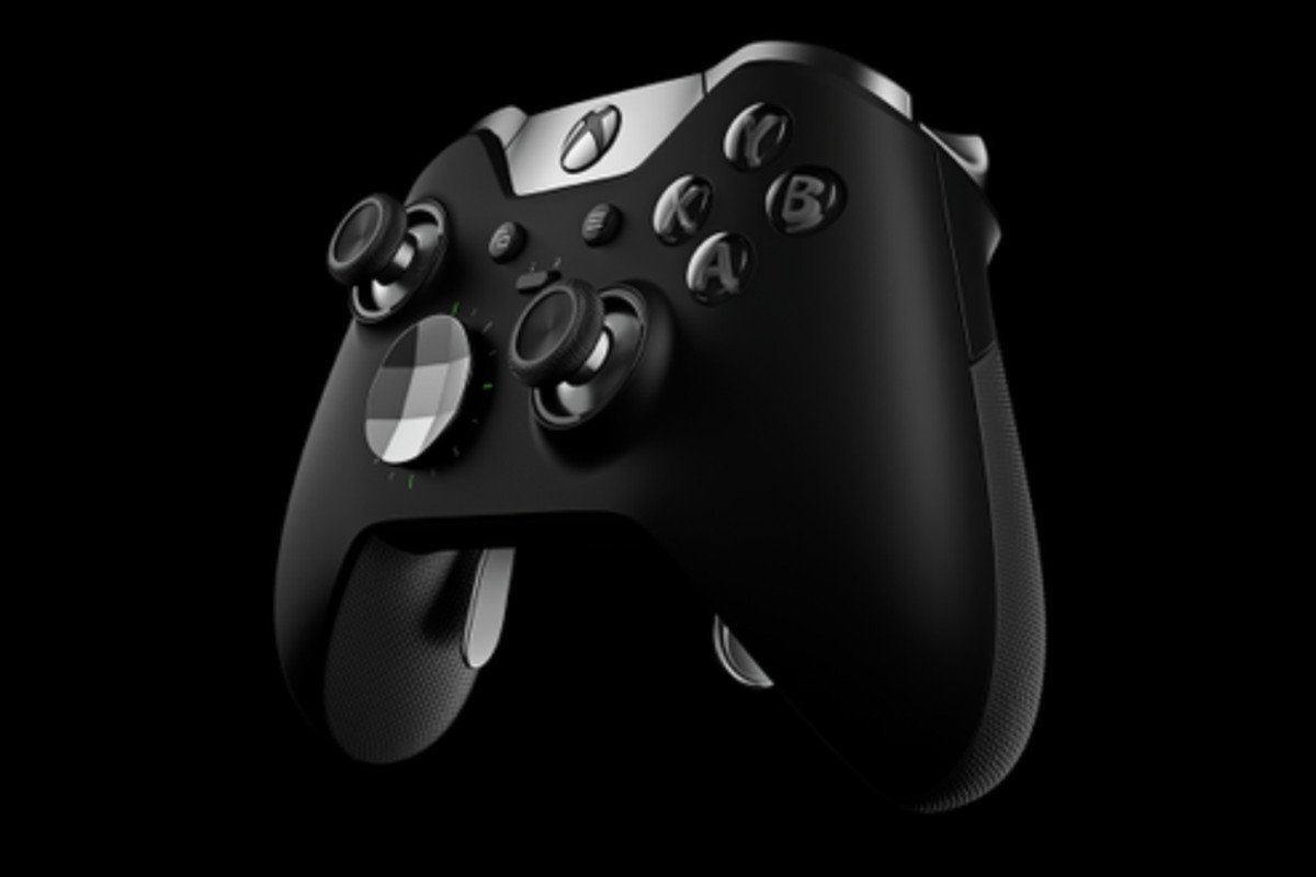 Xbox One Elite Controller Is Coming October 27th According To