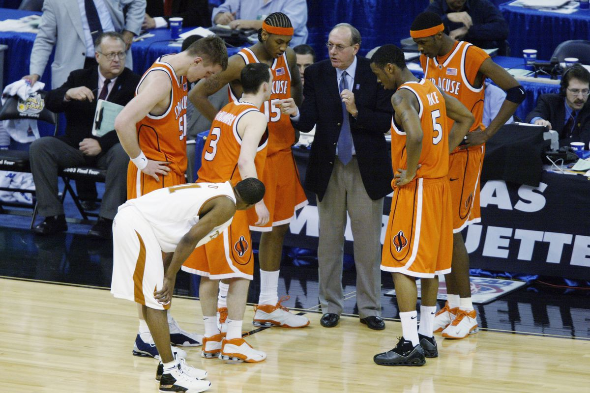 Syracuse Basketball's NCAA Tournament Results By Seed