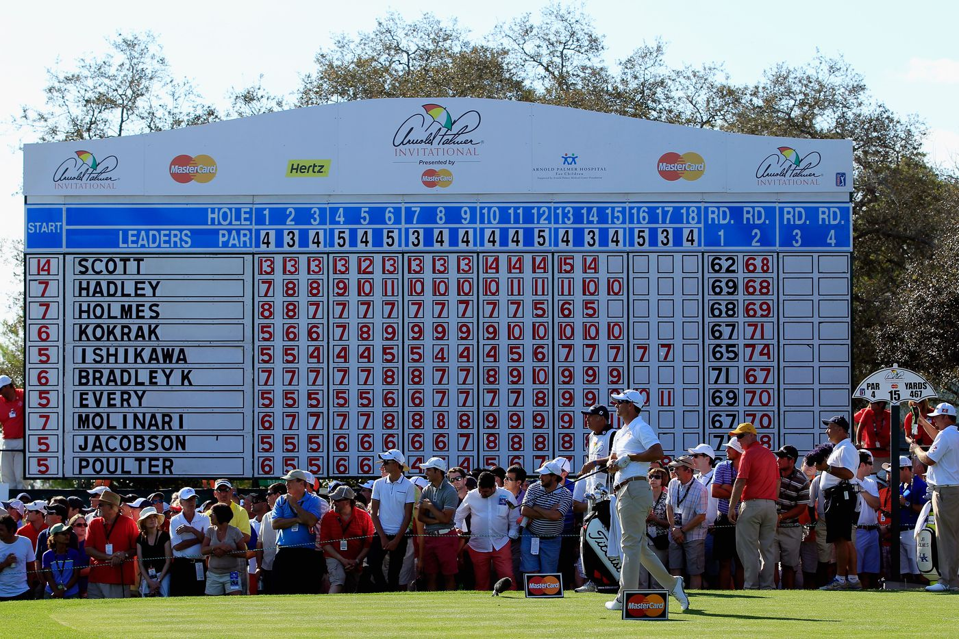 Arnold Palmer Invitational 2014 live stream: How to watch online, TV ...