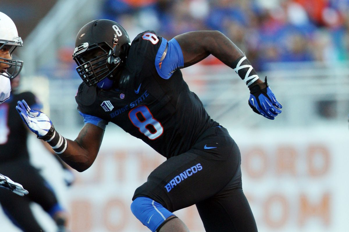 Demarcus Lawrence is one of several long, athletic DEs invited to Valley Ranch
