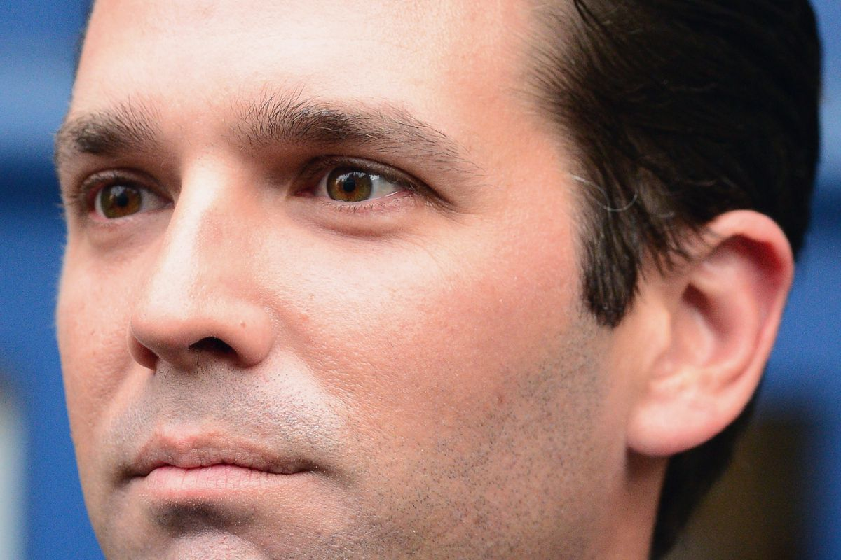 Donald Trump Jr. In Court To Challenge Wind Farm Decision