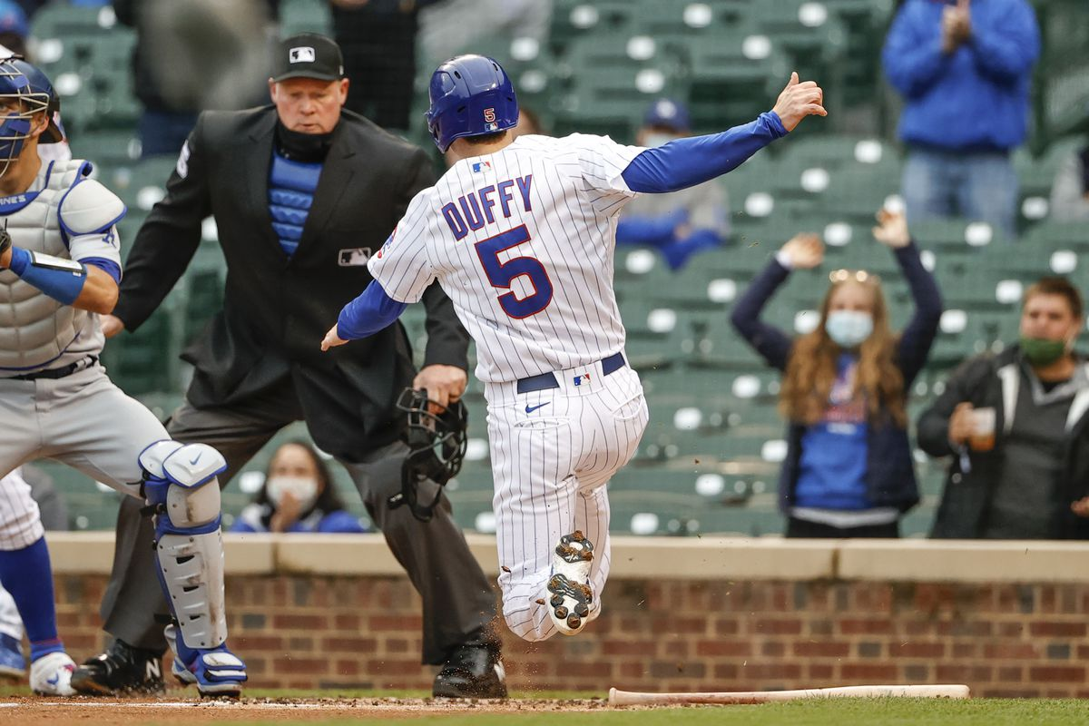MLB: Game One-Los Angeles Dodgers at Chicago Cubs