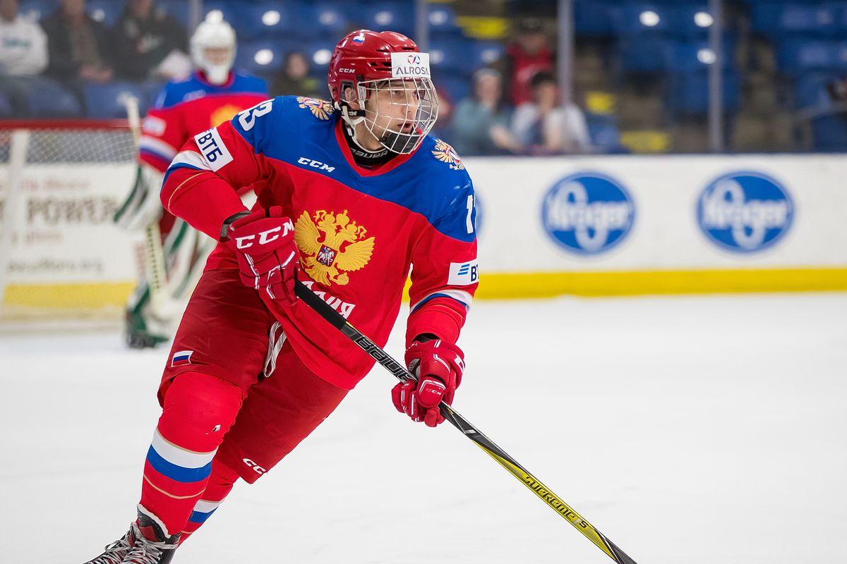 2018 Under-18 Five Nations Tournament - Russia v USA
