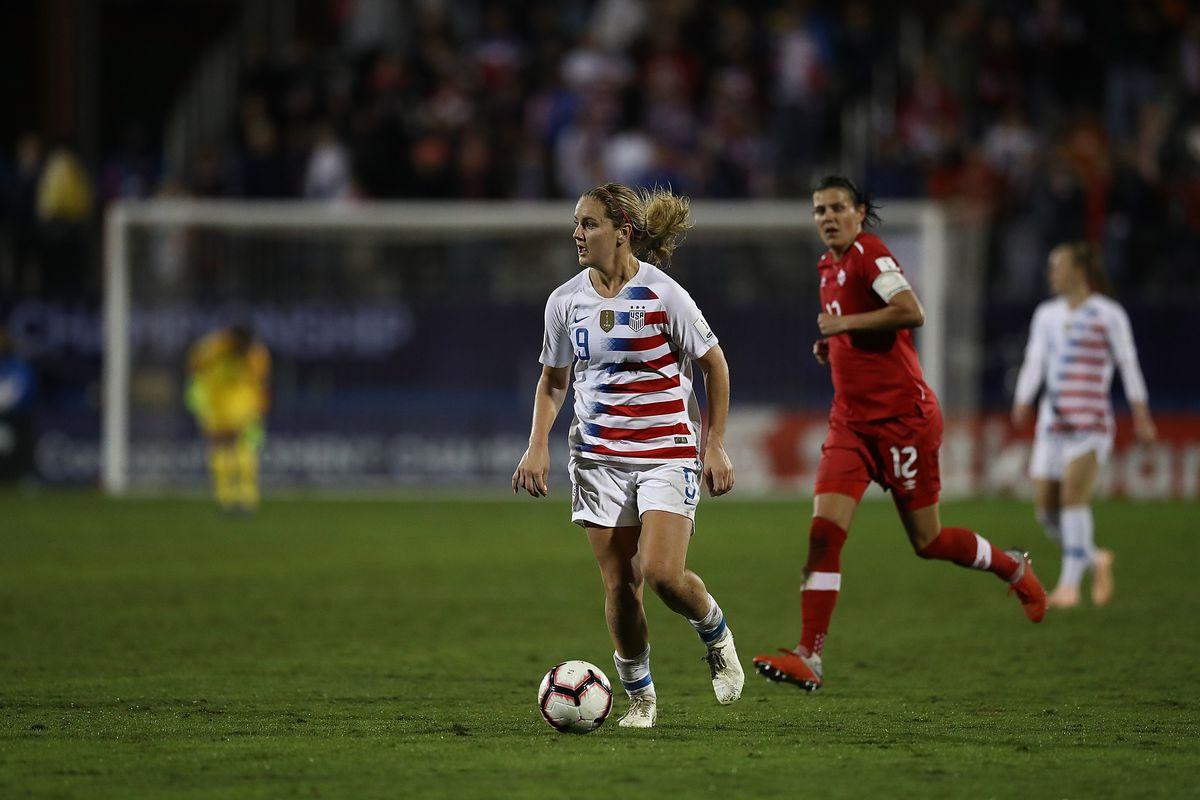 Canada v United States: Championship - CONCACAF Women's Championship