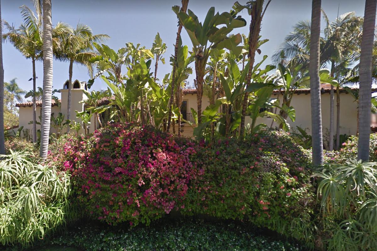 George Lucas buys a $33.9M mansion in Bel Air - Curbed LA