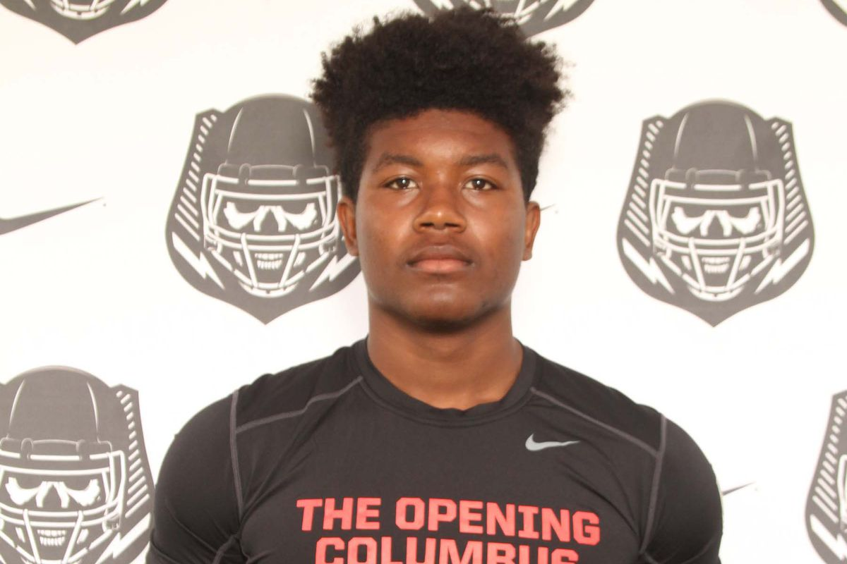 Antjuan Simmons was one of two players in the class of '17 to receive an offer from Ohio State on Monday.