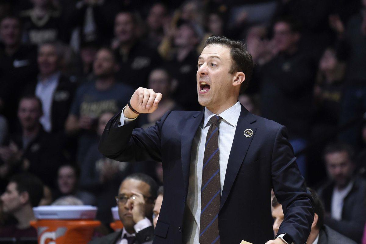 NCAA Basketball: Minnesota at Purdue