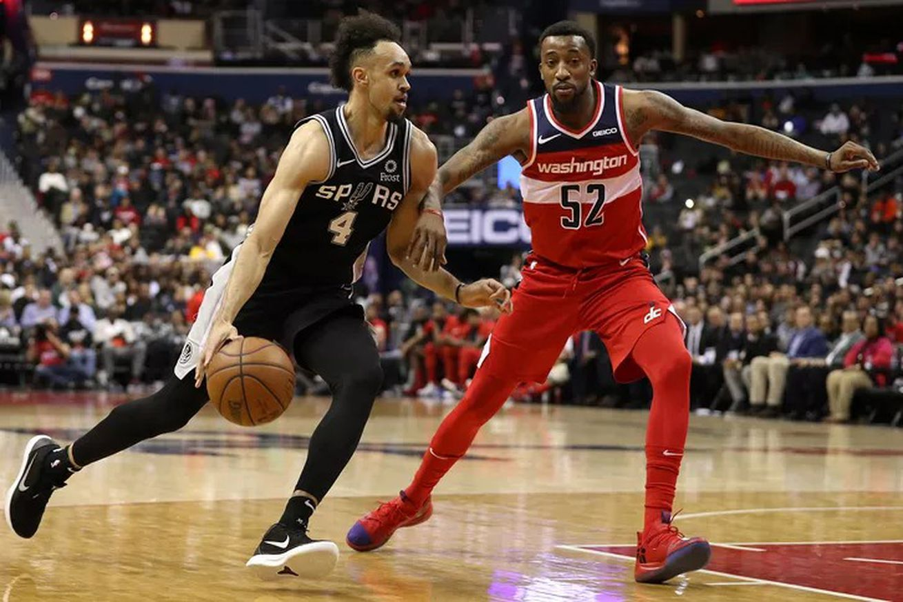 Derrick White recalls his first NBA basket