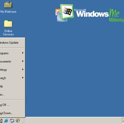 Windows ME (2000)
