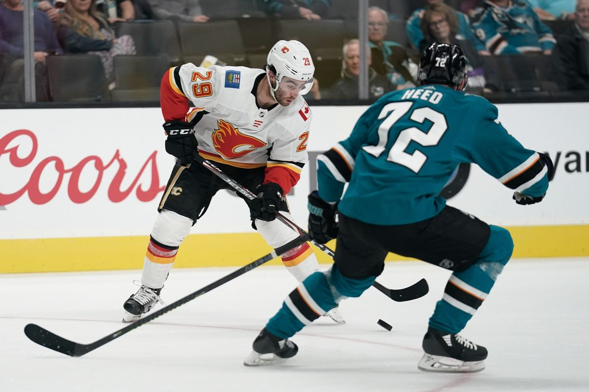 Calgary Flames at San Jose Sharks Preview: Get a streak going at home