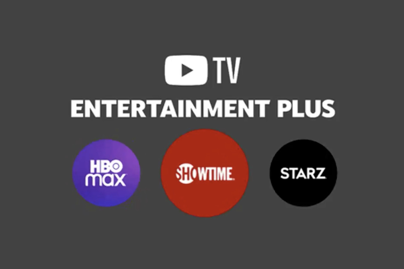 YouTube TV offering HBO Max, Showtime, and Starz for  less in new entertainment bundle