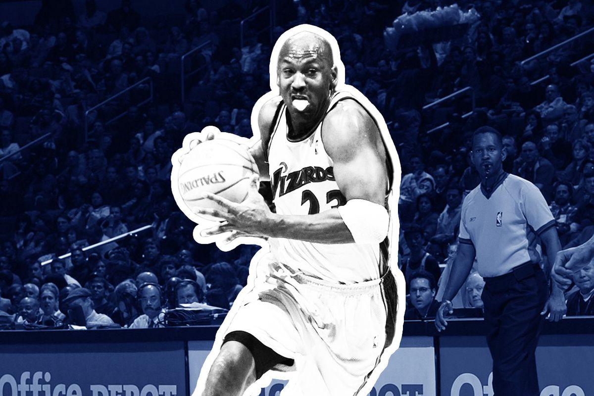 kupować tanio świetna jakość świeże style Wizards-era Michael Jordan shaped my love for basketball ...