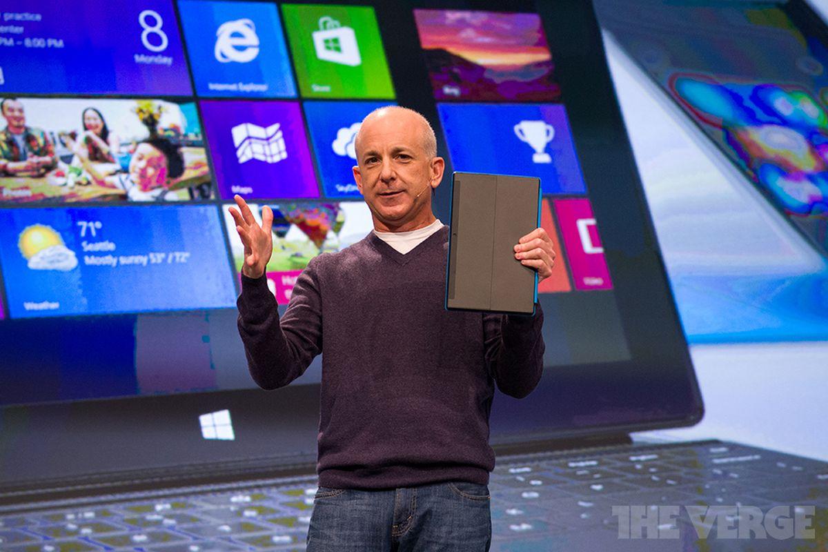 Steven Sinofsky Microsoft stock