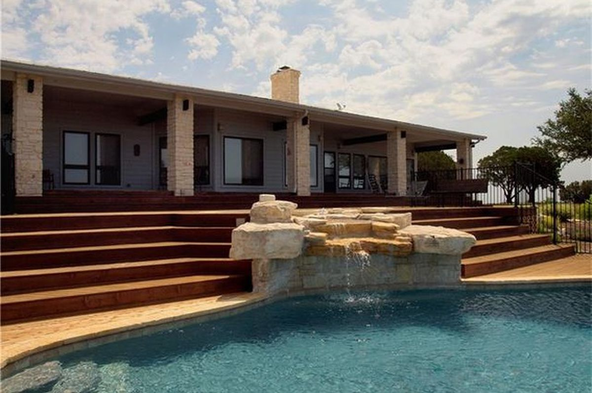 Inside texas most expensive home on the market right now for Lago vista home builders