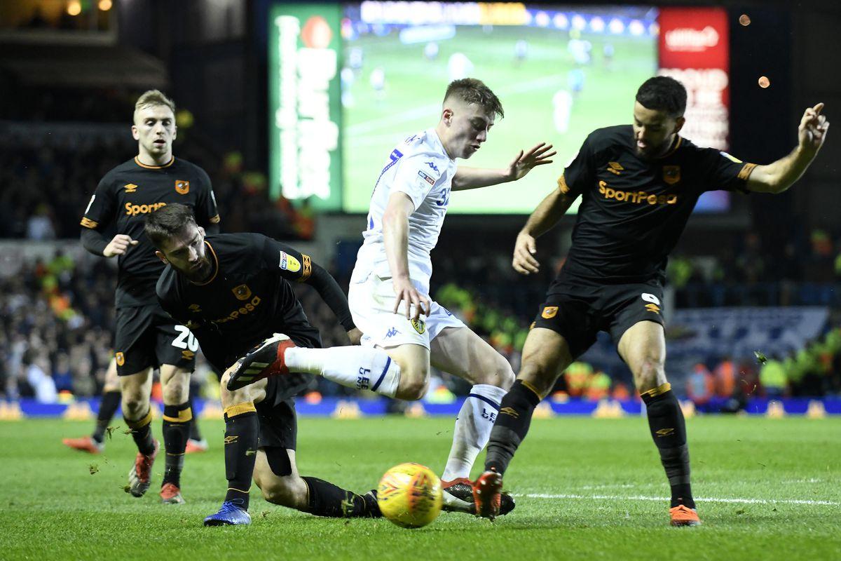 Leeds United v Hull City - Sky Bet Championship