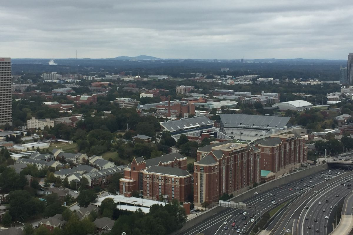 Georgia Tech North Avenue Apartments