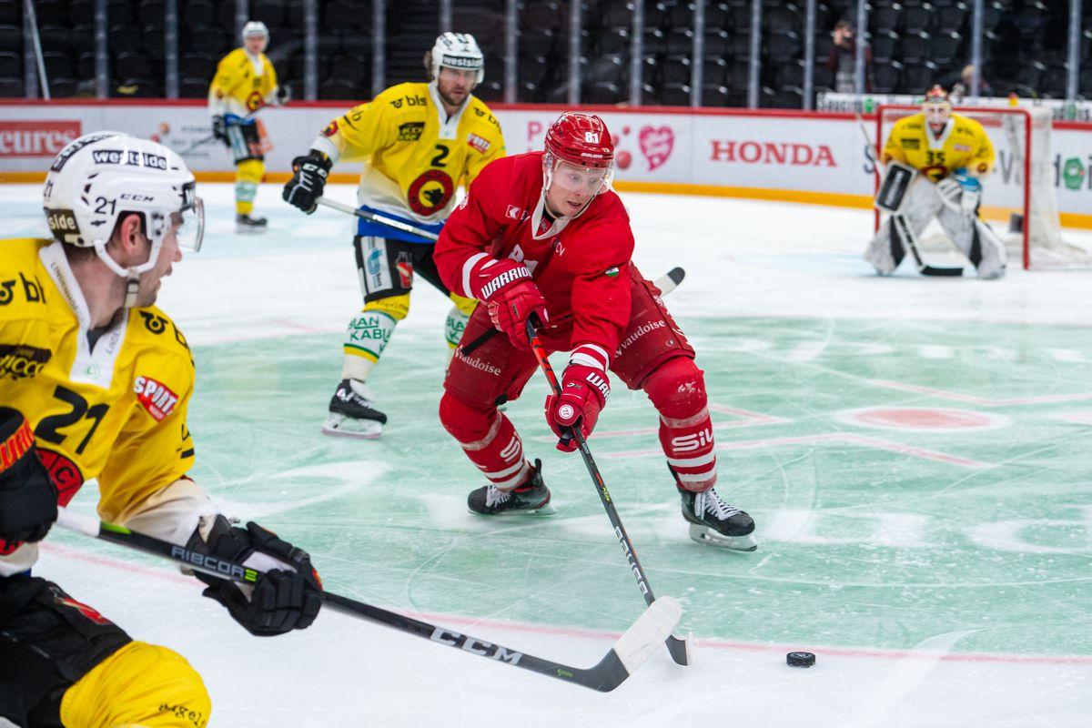 Lausanne HC v SC Bern - Swiss National League