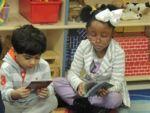 Porter-Leath serves children 5 and under in Head Start classrooms.