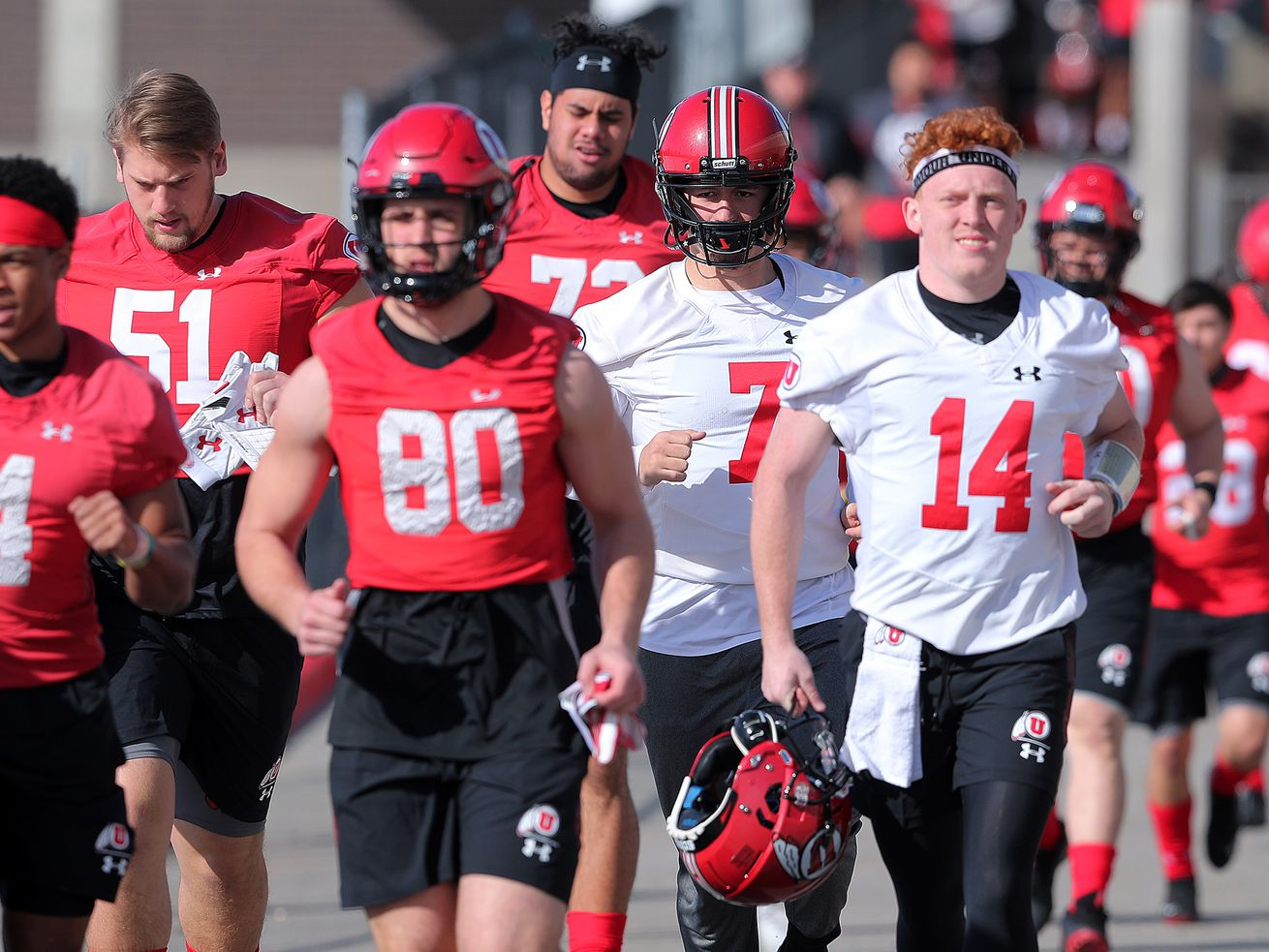 Ute football program cases of COVID-19 have been minimal, coach and players say