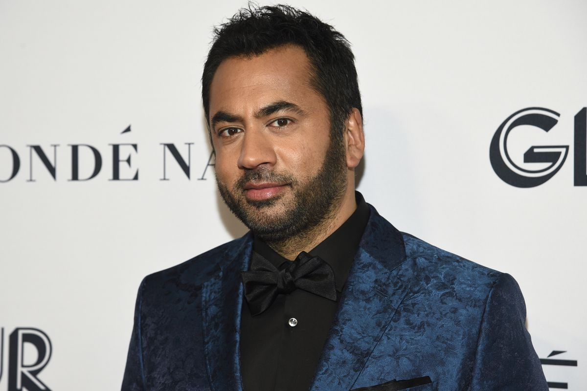 """Kal Penn attends the Glamour Women of the Year Awards in New York on Nov. 11, 2019. Penn is hoping to reach Millennial and Gen Z voters with a new half-hour TV show on Freeform, """"Kal Penn Approves This Message,"""" premiering Tuesday, Sept, 22."""