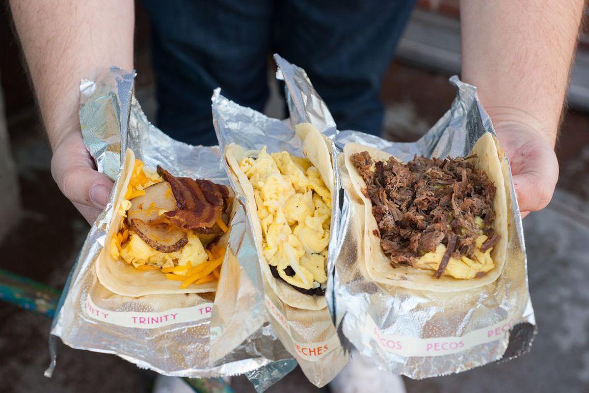 HomeState's breakfast tacos
