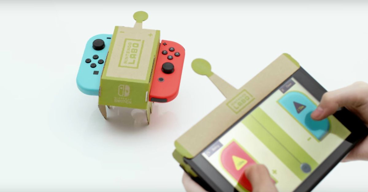 Nintendo Labo: Everything we know
