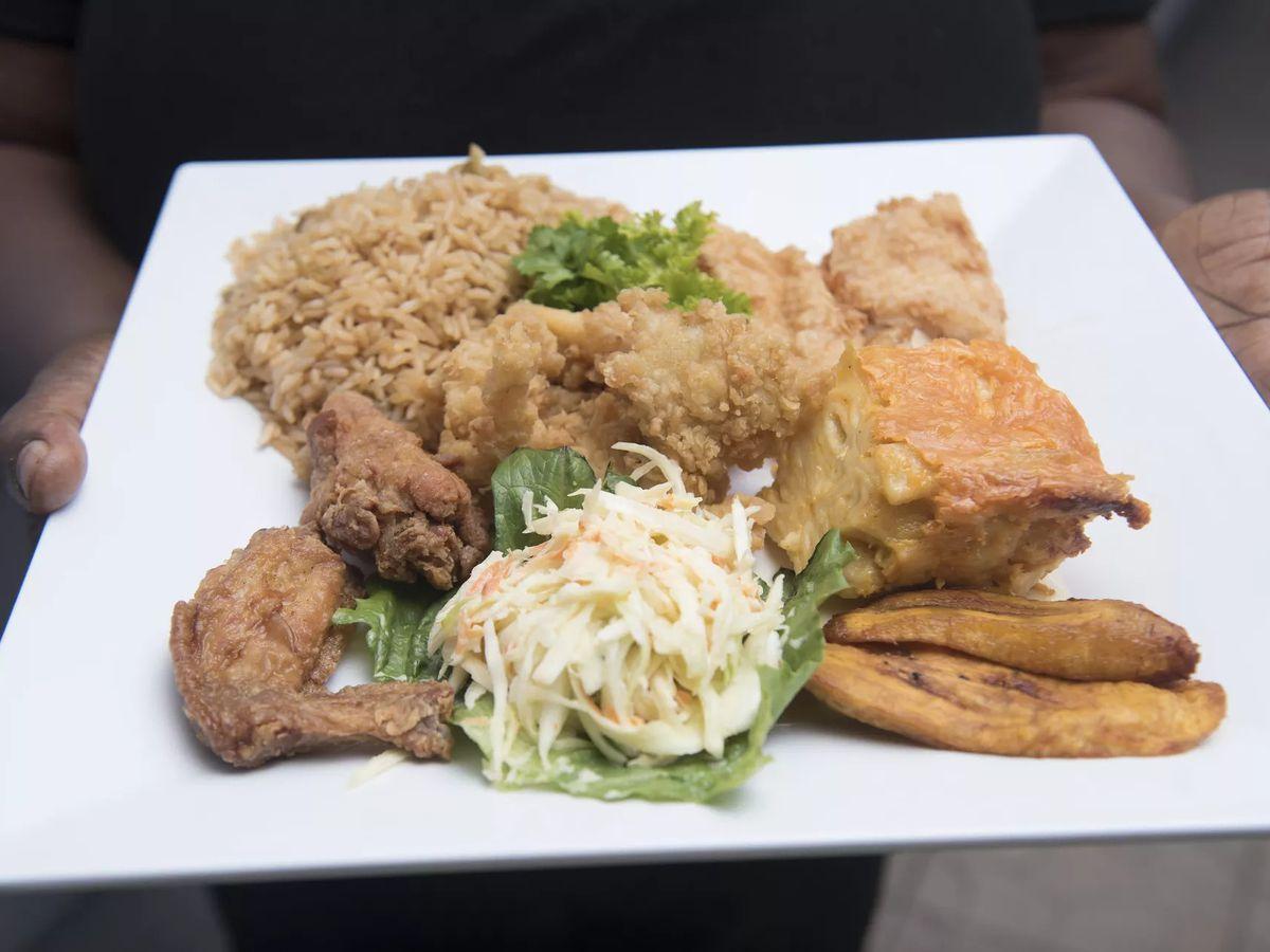 Caribbean Fish Fridays in London restaurants