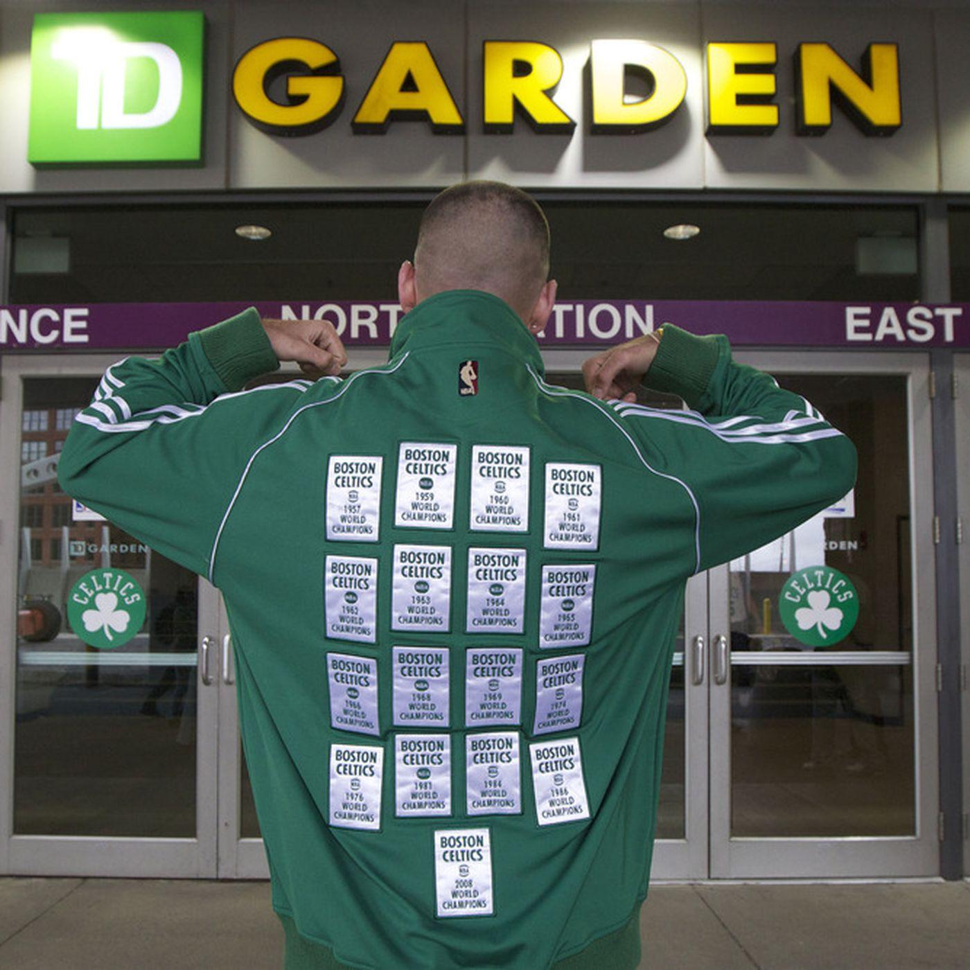 new concept 105cb 81ccb Boston Celtics 2008 Championship T Shirt