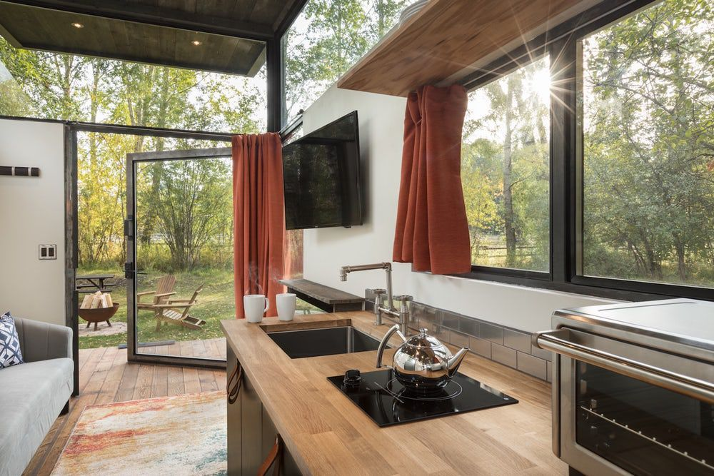 Tiny houses in 2017: More flexible, clever than ever - Curbed on tiny portable homes, tiny bedroom, tiny log homes, small box type house designs, tiny plans, loft small house designs, tiny room design ideas, tiny custom homes, tiny homes with staircases, tiny interior design, tiny homes inside and outside, tiny house, tiny kit homes, tiny prefab homes, mini bungalow house plans designs, tiny books, tiny compact homes, tiny fashion, tiny modular homes, tiny art,