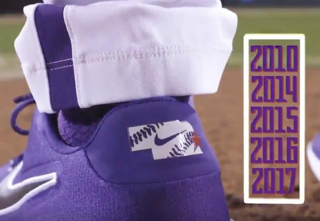 TCU Baseball releases new threads - Frogs O  War b116dab6c