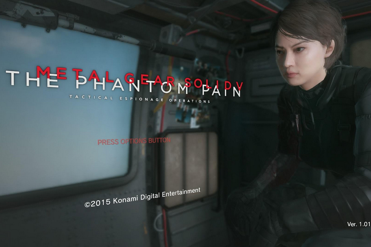 Metal Gear Solid 5's best secret: You can play the campaign