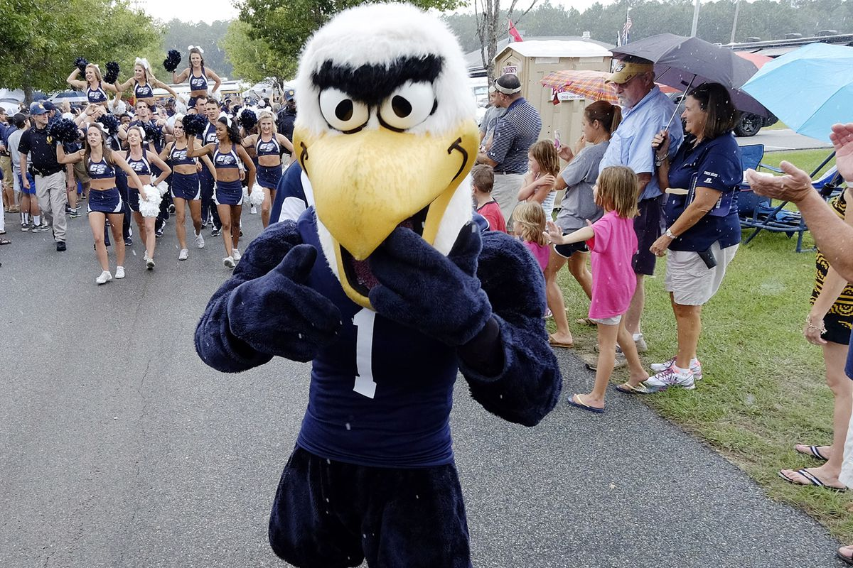 Georgia Southern is ready for week 3, are you?
