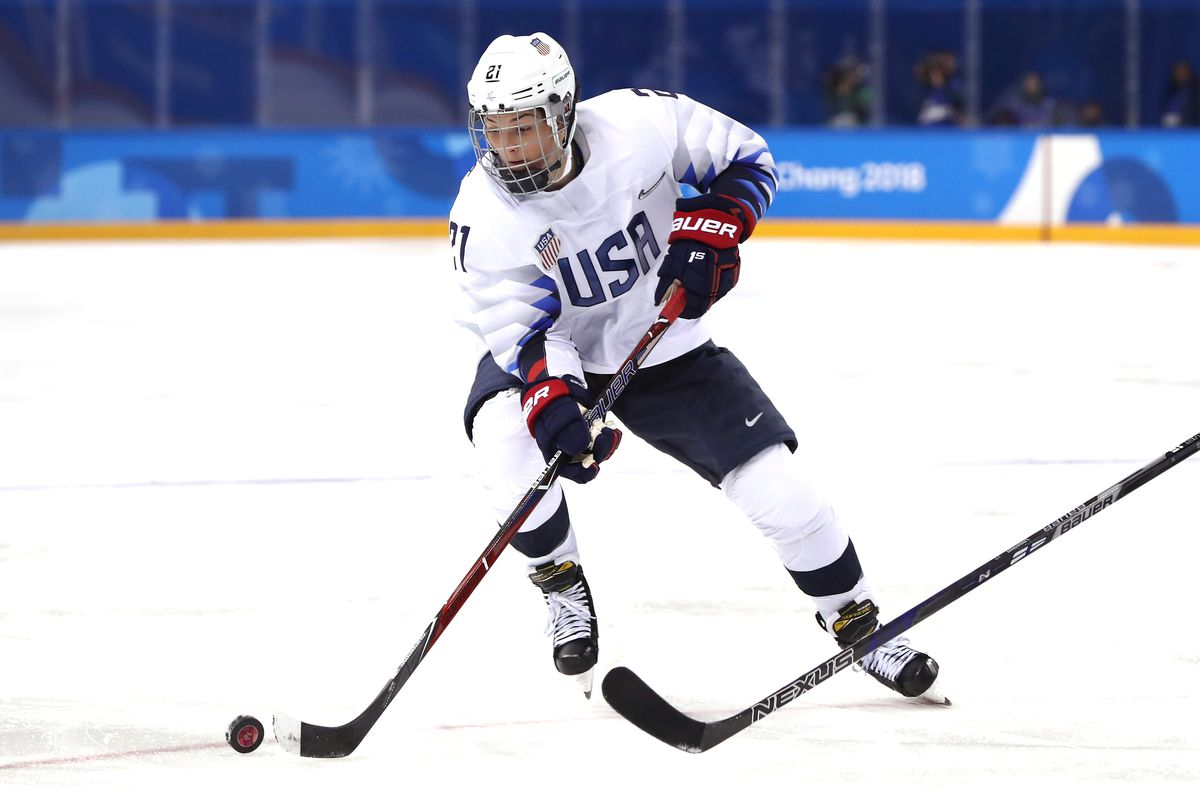 Canada and USA  women renew best rivarly at the Olympics