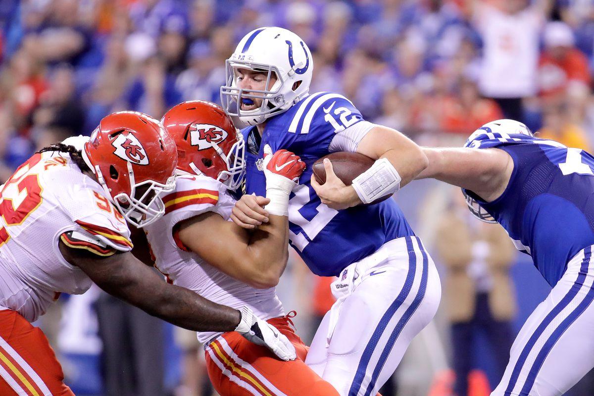 Kansas City Chiefs v Indianapolis Colts