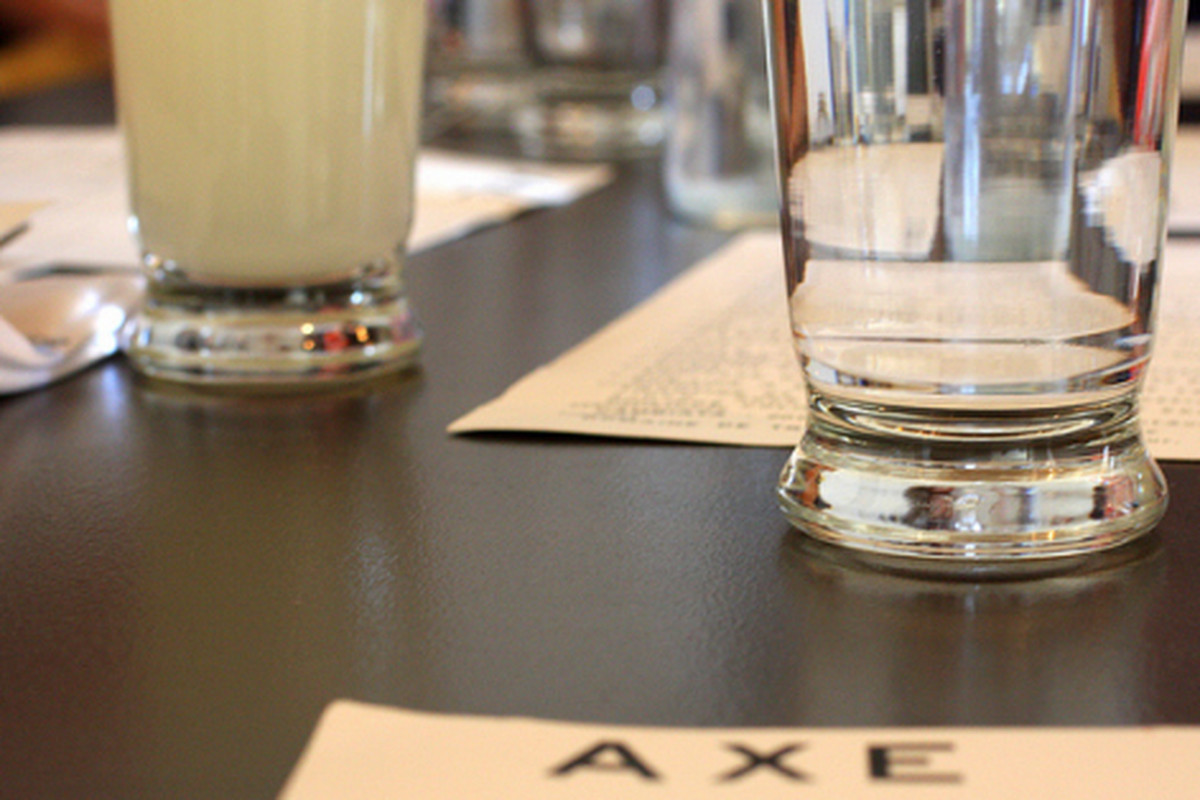 """Inside Axe, <a href=""""http://la.eater.com/archives/2010/08/03/yesterday_axe_on_abbot_kinney_hit_by_blaze.php"""">pre-fire</a>."""