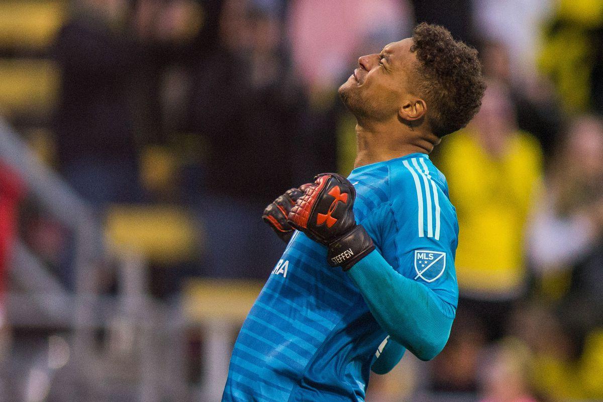 MLS: Eastern Conference Semifinal-New York Red Bulls at Columbus Crew SC