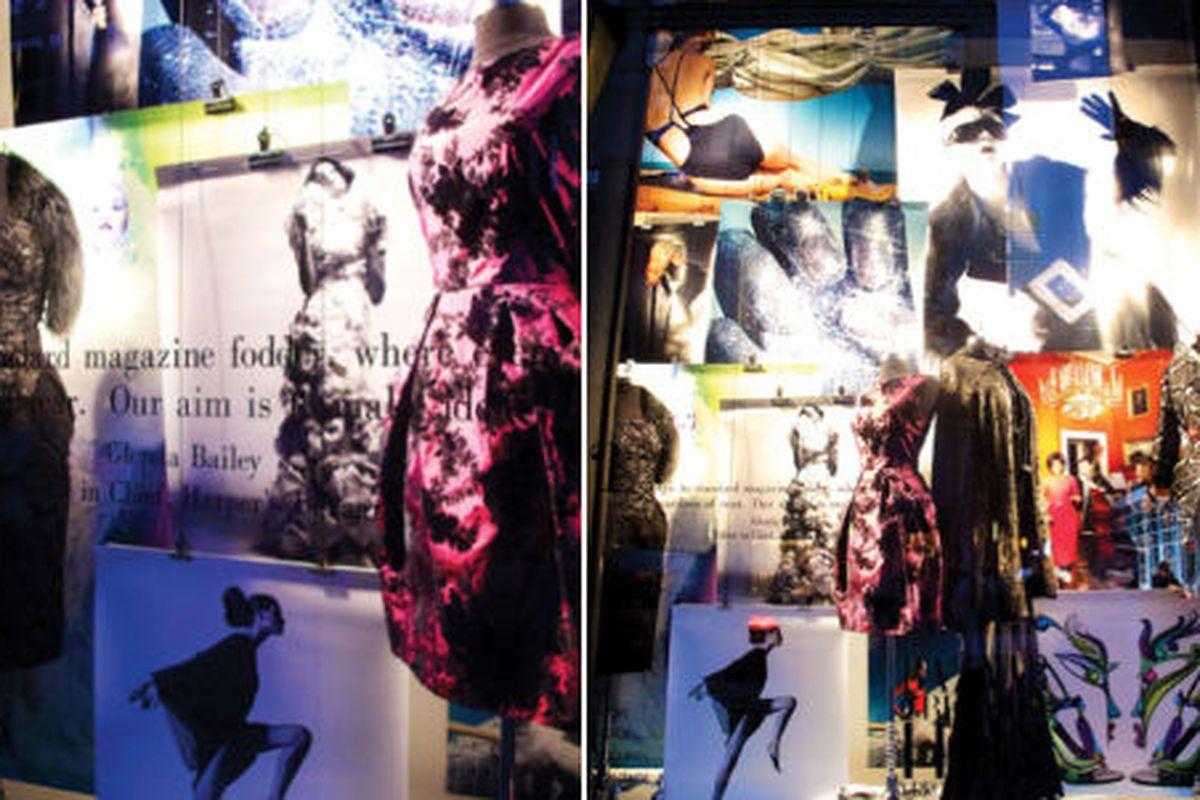 """Images via <a href=""""http://www.harpersbazaar.com/bazaar-blog/harpers-bazaar-greatest-hits-bergdorf-083111"""">Harper's Bazaar</a>"""