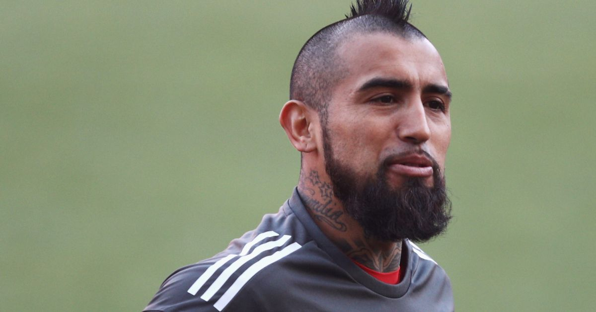 Arturo Vidal Ordered to Pay 800K Fine For 2017 Fight