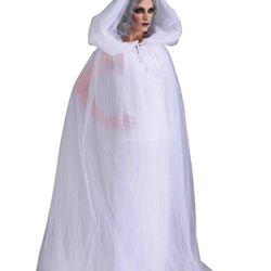 "Ghost, <a href=""http://www.amazon.com/Forum-Novelties-Haunted-Costume-Standard/dp/B007FZHBO6/ref=sr_1_26?s=apparel&ie=UTF8&qid=1413809225&sr=1-26"">$50</a>"