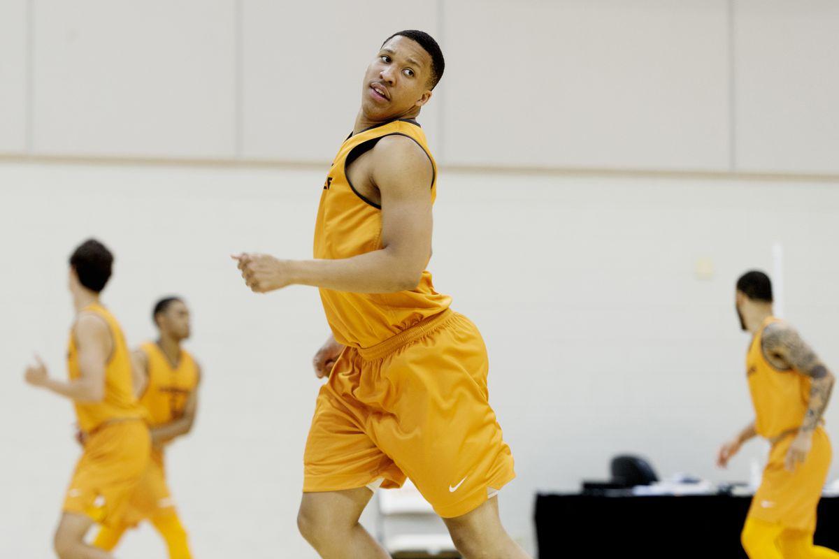 NCAA Basketball: Tennessee Summer Practice