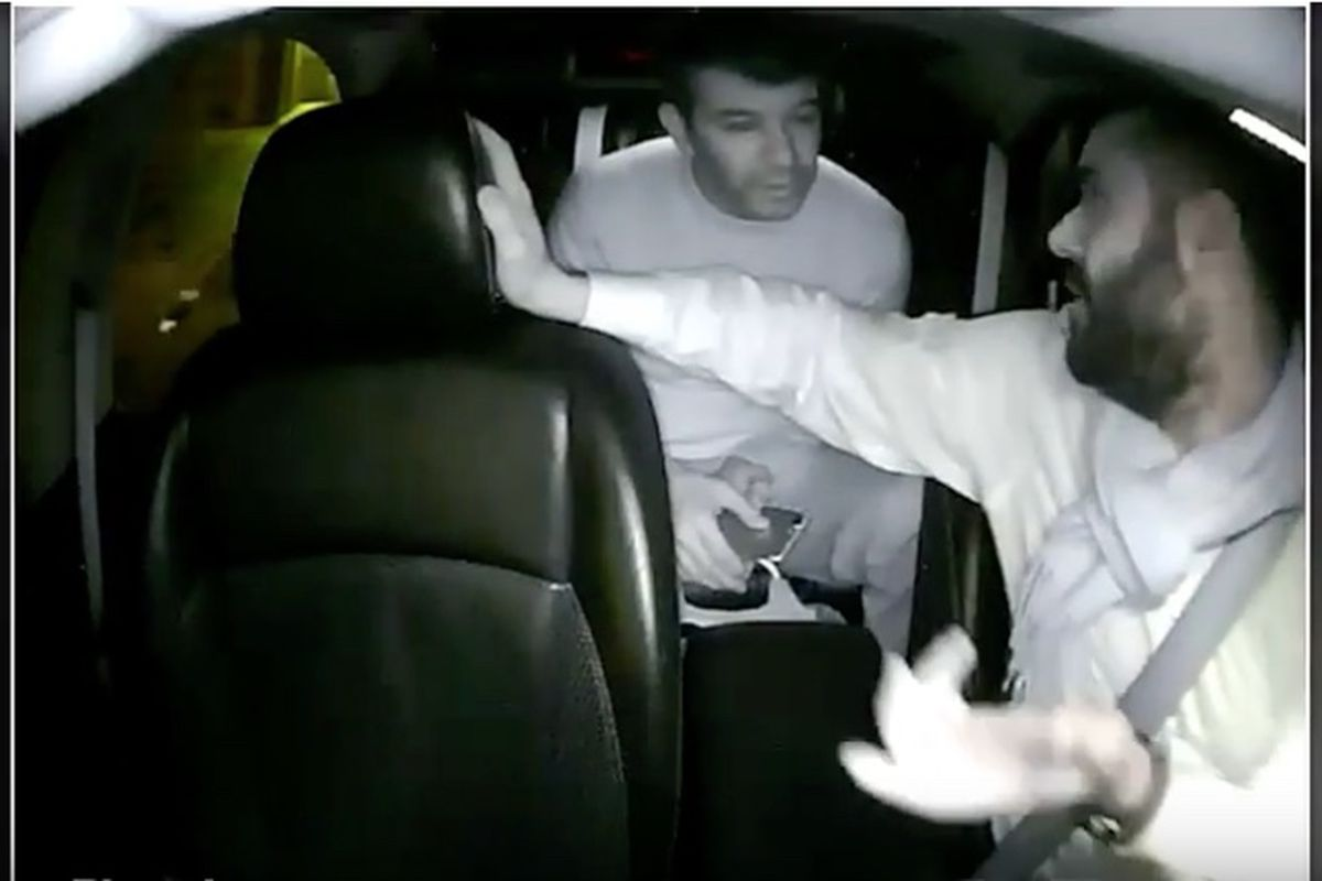 Uber Car Seat >> A New Video Shows Uber Ceo Travis Kalanick Arguing With A Driver