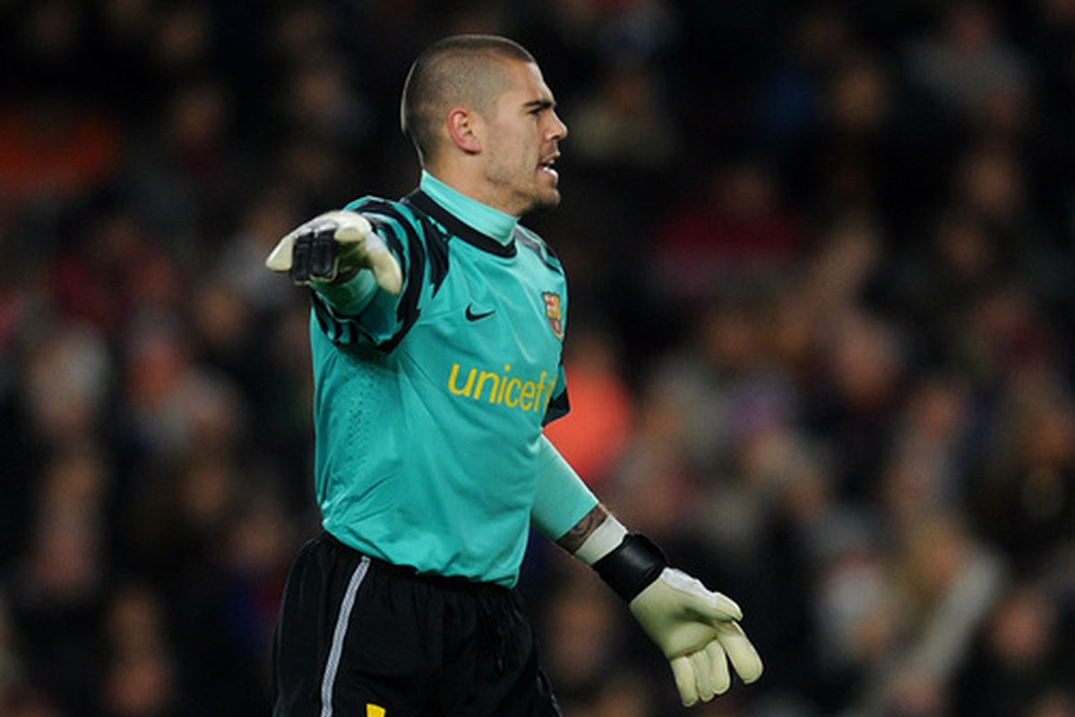 FC Barcelona 2012 13 Season in Review Victor Valdes Barca