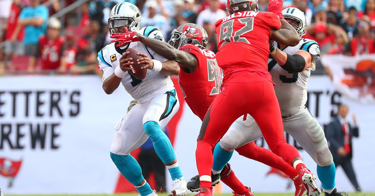 Offensive Preview: Protection for Newton crucial against the Browns