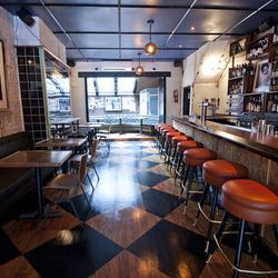 """<a href=""""http://ny.eater.com/archives/2012/07/swine_a_new_meatcentric_west_village_restaurant.php"""">Eater Inside: Swine</a>"""