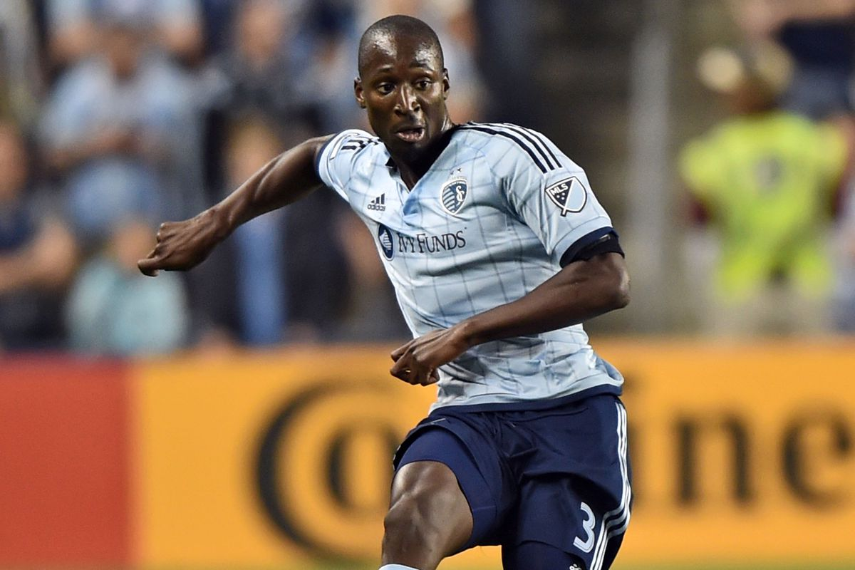 Possible alien, Ike Opara, dominates the young MLS season