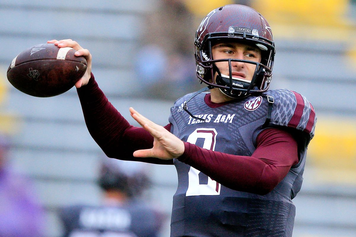 Revisiting Johnny Manziel and the Texas A M Offense Last Season ... 3f9c4c08c