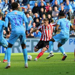 Sunderland suffered three injuries on Saturday, and those players must be replaced