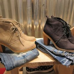 Boots under $50 for fall!
