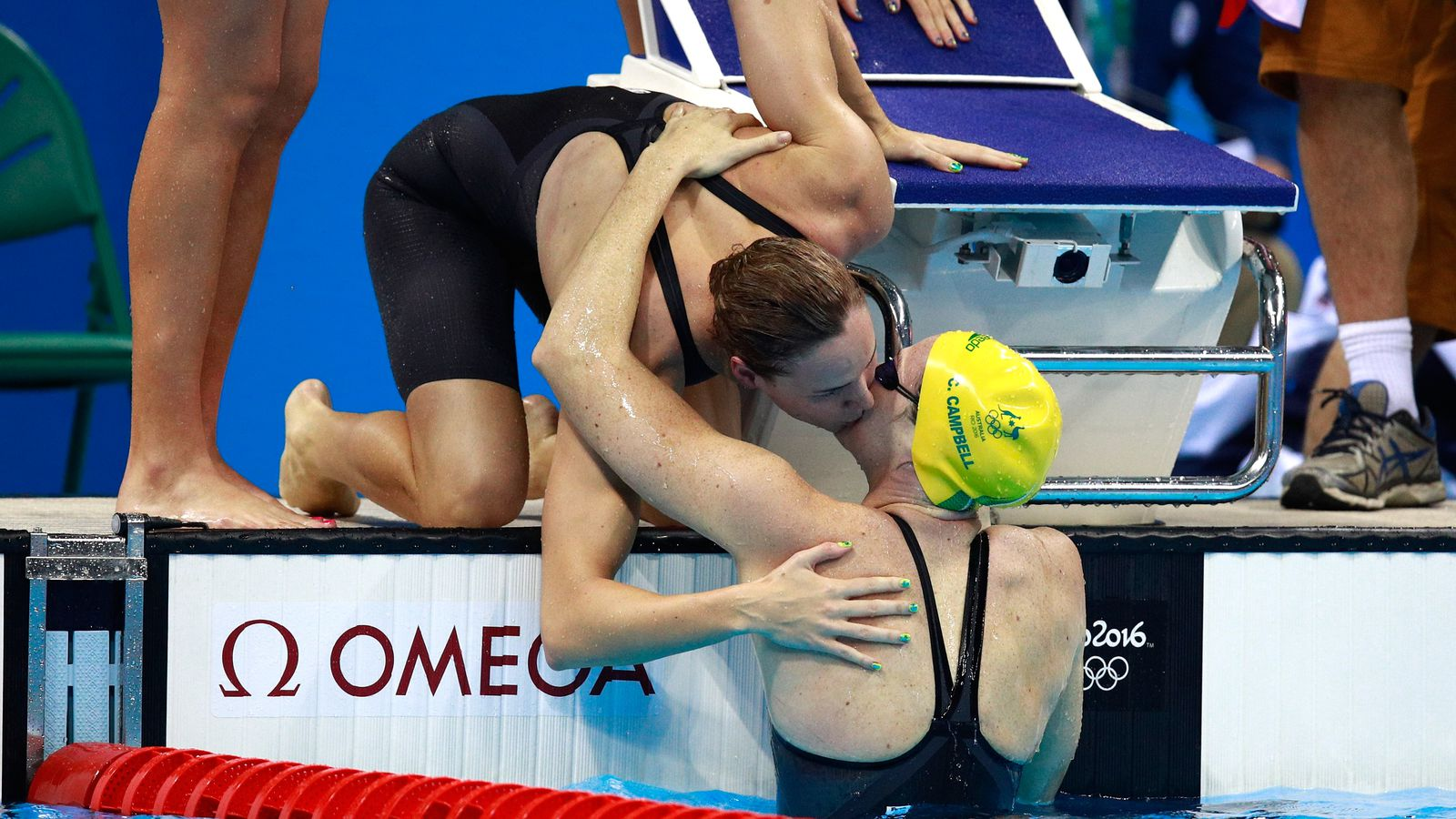 Olympic swimming results 2016: Australia wins gold in